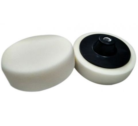 Maxglo 6 Inch Foam Pad With Back Up Plate, TRD M-14 ( abr_aba_atk_004 )