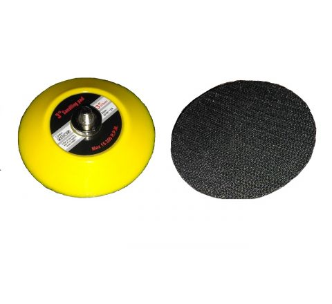 GTC Sanding Pad For Velcro Disc, 75 mm ( abr_aba_dbs_001 )