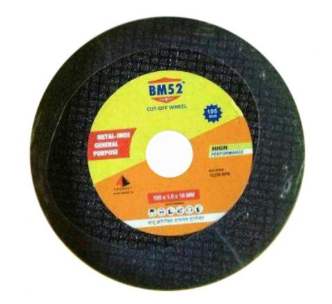 BM 52, 4 Inch Cut Off Wheel 105 x 1 x 16 mm ( abr_cut_cow_017 )