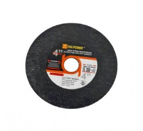 Xtra Power 4 Inch Cut Off Wheel Black 105 x 1.5 x 16 mm ( abr_cut_cow_075 )