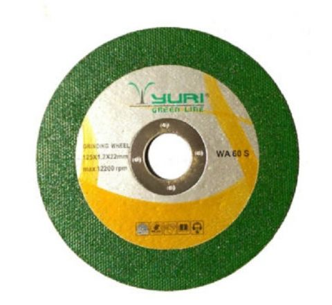 YURI 5 Inch Cut Off Wheel 125 x 1.2 x 22 mm ( abr_cut_cow_080 )