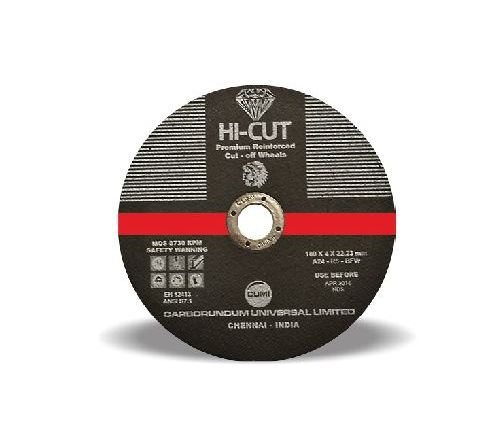 Cumi 14 inch Hi Cut Chop Saw Wheel ( abr_cut_csw_017 )