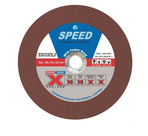 Cumi 14 inch Speed Chop Saw Wheel ( abr_cut_csw_020 )