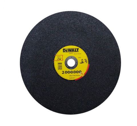 Dewalt 14 Inch Chop Saw Wheel 355 x 2.8 x 25.4 mm, DWA8011C-IN ( abr_cut_csw_022 )