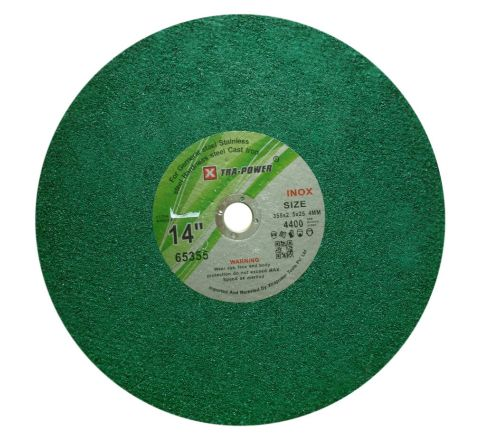 Xtra Power 14 inch Chop Saw Wheels, Green ( abr_cut_csw_046 )