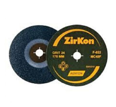 Norton 5 Inch Zirkon Coated Fibre Disc 127 X 22.23 mm ( abr_fla_fwm_002 )