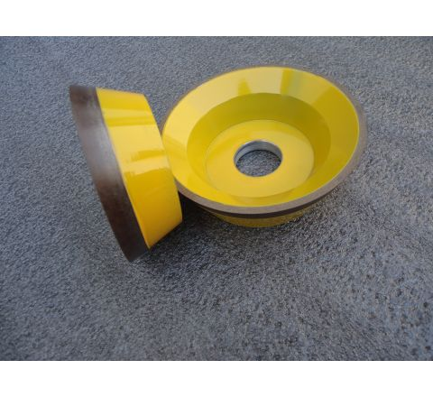 Universal Resin Bond Diamond Grinding Flaring Cup Wheel ( abr_gri_dcw_002 )