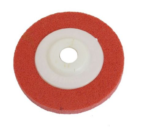 Ultra Touch Red Finish Polishing Wheel ( abr_pol_pwh_004 )
