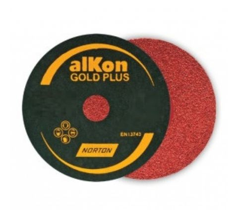 Norton Alkon Gold Plus 5 Inch Sanding Disc 125 x 22.23 mm ( abr_san_sds_006 )