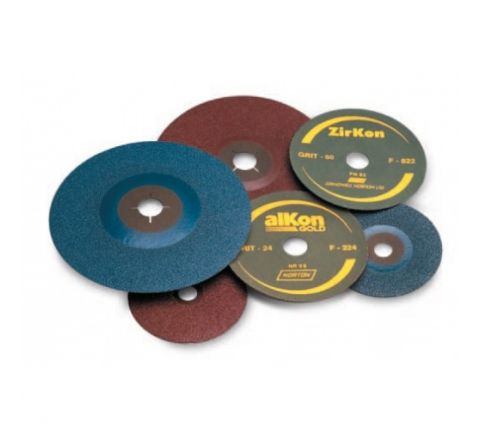 Norton Zirkon+Peripheral Coated Discs F881, 178 x 22.23 mm ( abr_san_sds_009 )