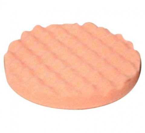 Maxglo 7 Inch Convolution Chris Foam Polishing Pad With Velcro ( abr_san_vds_001 )