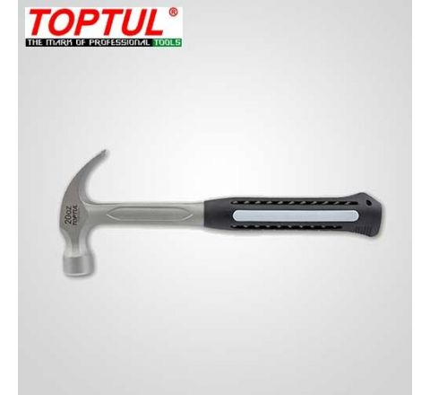 Toptul One Piece Solid Forged Steel Claw Hammer -HABD2034 HT_HNST_009