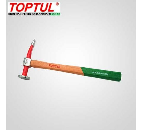 Toptul Curved Pein &amp Finishing Hammer (Crowned Face) -JFAC0233 HT_HNST_037