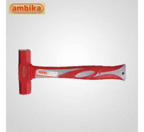Ambika 5000 Gms Sledge Hammer With Fiberglass handle-AO-H402 HT_HNST_044