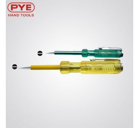 Pye 125mm Insulated Screw Driver With Neon Bulb-PTL-701 HT_SD_210