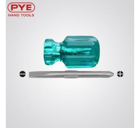 Pye Phillip No.2 Stubby Screw Driver -PTL-572(PH) HT_SD_211