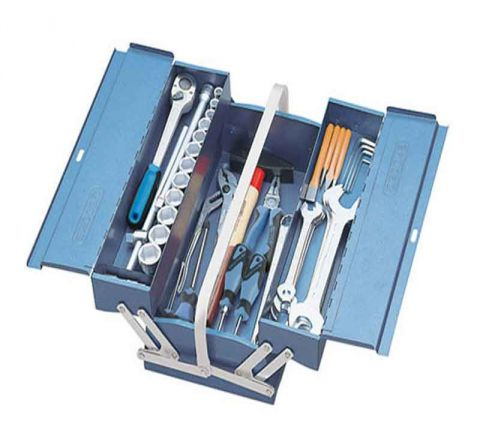 Gedore Tool Box With Tool Assortment 1151 (3 Compartments)-6608330 HT_TSNWS_007