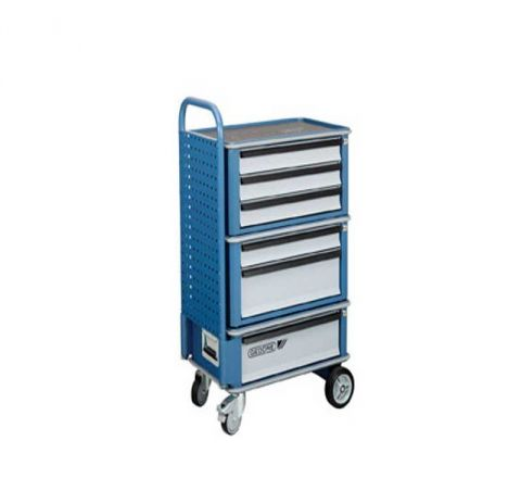 Gedore 3 Chest Tools Trolley Without Tools-6624290 HT_TSNWS_041