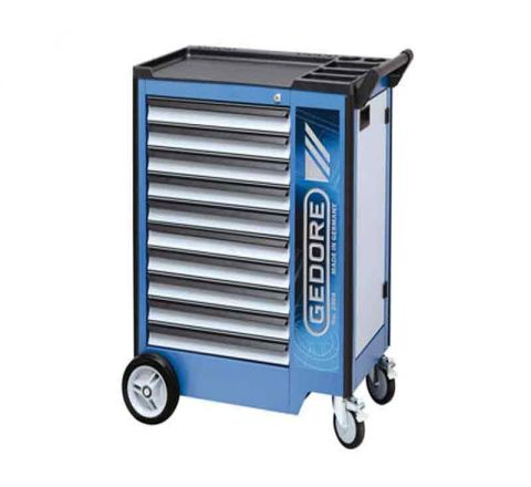 Gedore Tools trolley with 10 drawers-1640690 HT_TSNWS_042