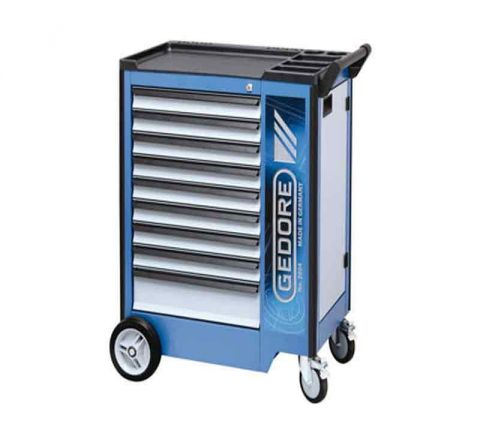 Gedore Tools trolley with 9 drawers-1640704 HT_TSNWS_043
