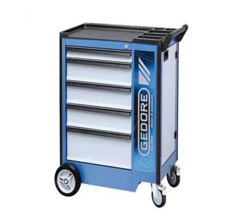 Gedore Tools Trolley with 5 Drawers-1640763 HT_TSNWS_048