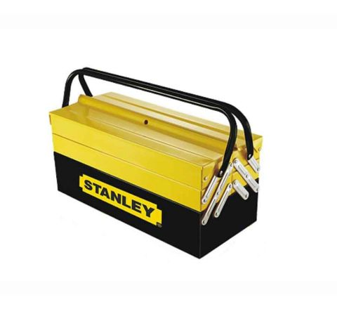 Stanley Cantilever Tools Box 5 Tray Double Handle-1-94-738 HT_TSNWS_061
