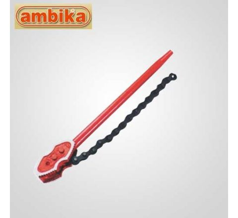 Ambika 1610 mm Heavy Duty  Pipe Wrench-AO-1017A-12 HT_WRN_450