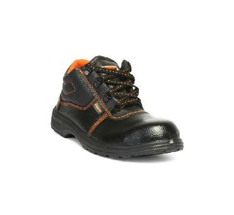 Hillson Beston 10 No Black Steel Toe Safety Shoes
