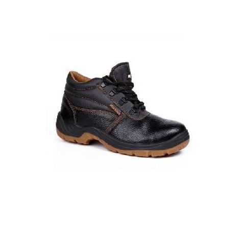 Hillson Workout 10 No Black Steel Toe Safety Shoes