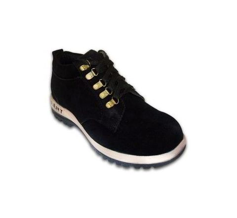 JK PORT TALENTL 8 No. Black Steel Toe Safety shoes