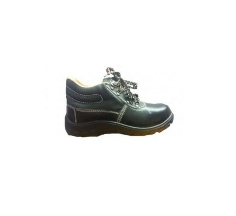 Safari Pro TYSON 6 No. Black Steel Toe Safety shoes