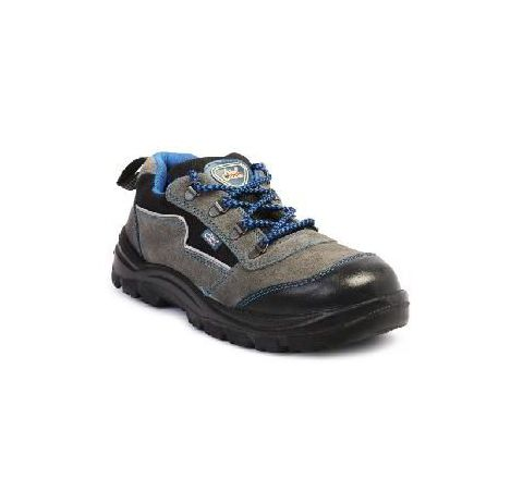 Allen Cooper AC-1116 9 No. Multicolour Steel Toe Safety Shoes