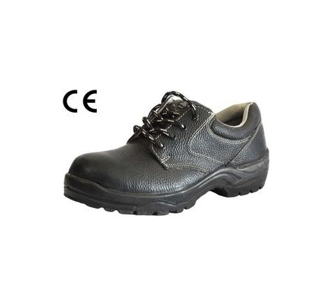 Bata Bora(825-6038) 8 No. Black Steel Toe Safety Shoes