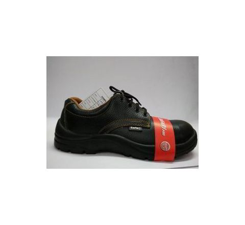 Safari Pro A999 8 No. Black Steel Toe Safety shoes