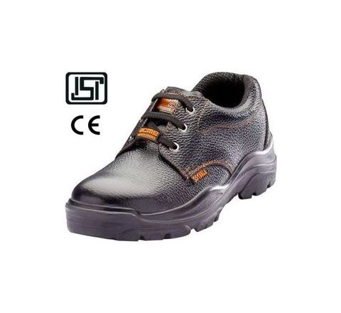 ACME Alloy (AP-2) 10.0 No. Black Steel Toe Safety shoes