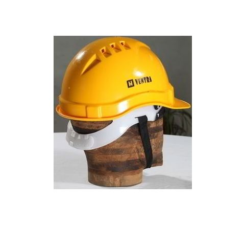 Heapro Ventra VLD-0011 Nape Type Helmet Yellow Pack of 5