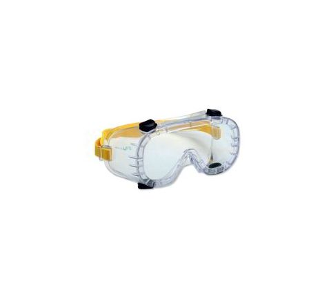 UFS ES 109 Clear / Anti Fog Safety Goggles Pack of 5