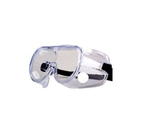 3M 1621 Anti-Fog Clear Safety Goggles Pack of 5