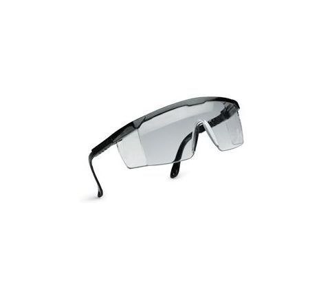 Udyogi UD 46 Yellow Clear lens, Adjusta ble temple Pack of 300