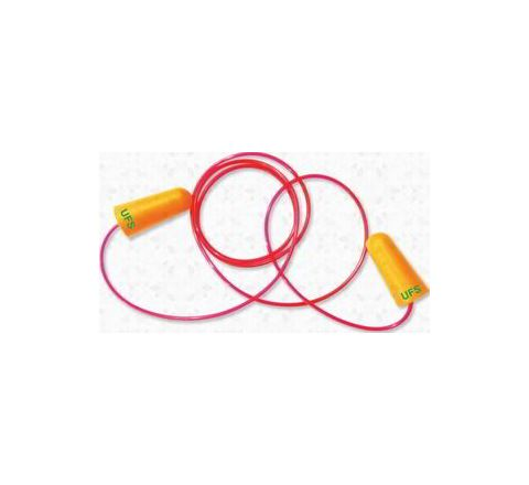 UFS EP 555 31 dB Corded Ear Plugs Pack of 40