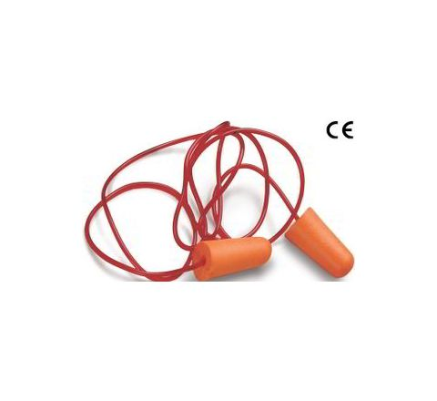 Karam EP 02 32 dB Corded Ear Plugs Pack of 100