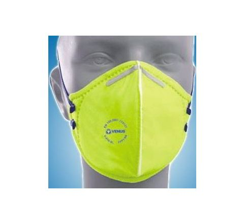 Venus V-410 SL Yellow Respirator Mask