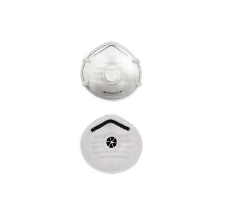 Honeywell Single Use Moulded Mask With Valve H811