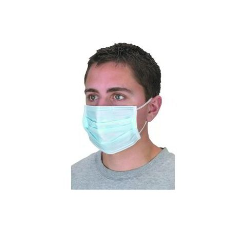 Sai Safety 2 PLY TIE Mask