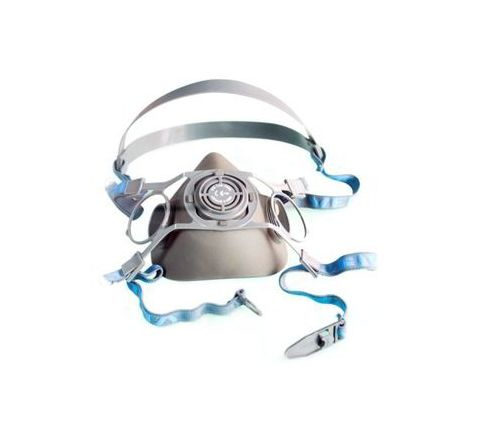 Venus V 800 Grey Color Medium Half Mask Respirator without twin filter