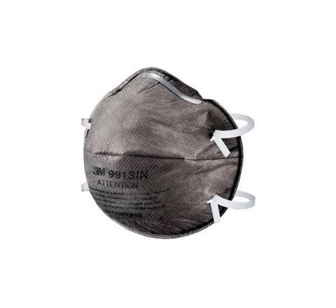3M 9913IN Grey Particulate Respirator