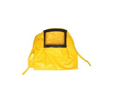 Creative CPVC 1021H PVC Yellow Hood With Protected Ventilators