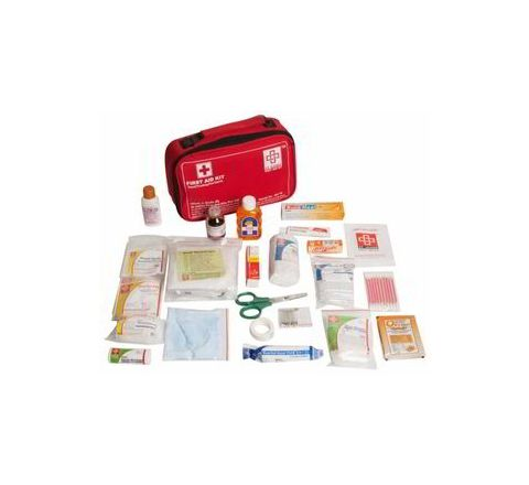 St. Johns SJF-T4 First Aid Travel Kit Dimension 22 x 14 x 6cm