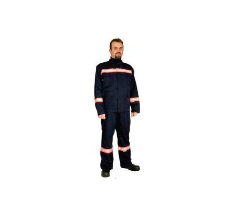 Ceasefire TI-000034 Fire Suit Arc Star, Size - Small