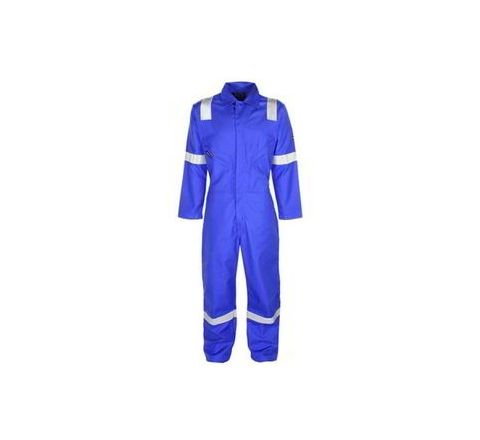Galaxy Enterprise Royal Blue Color Polyester Viscose Boiler Suit WM 009